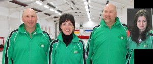 Ireland ECF Mixed Team