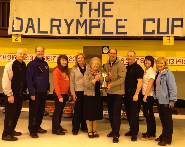 2013 Dalrymple Cup finalists