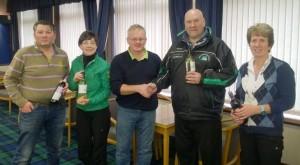 ICA Opening Bonspiel winners