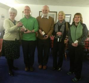 Kinross winners