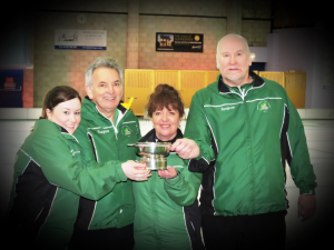 The Irish Mixed Champions 2015