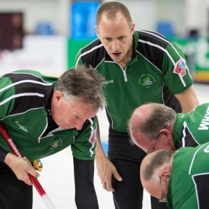 World Senior Curling Championships, Sochi, Russia