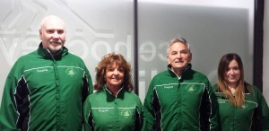 Johnjo. Marie, Tony and Jen will represent Ireland at the World Mixed starting on Saturday in Berne