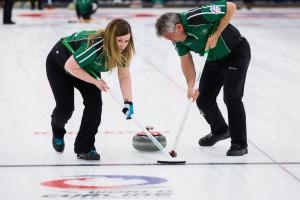 World Mixed Curling Championships, Bern, Switzerland