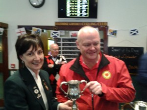Meikle Trophy from Adrian Meikle