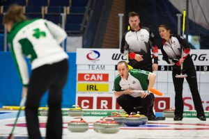 World Mixed Doubles Championship 2016, Karlstad, Sweden