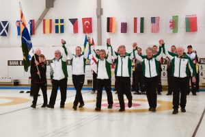 World Senior's Championship 2016, Karlstad, Sweden