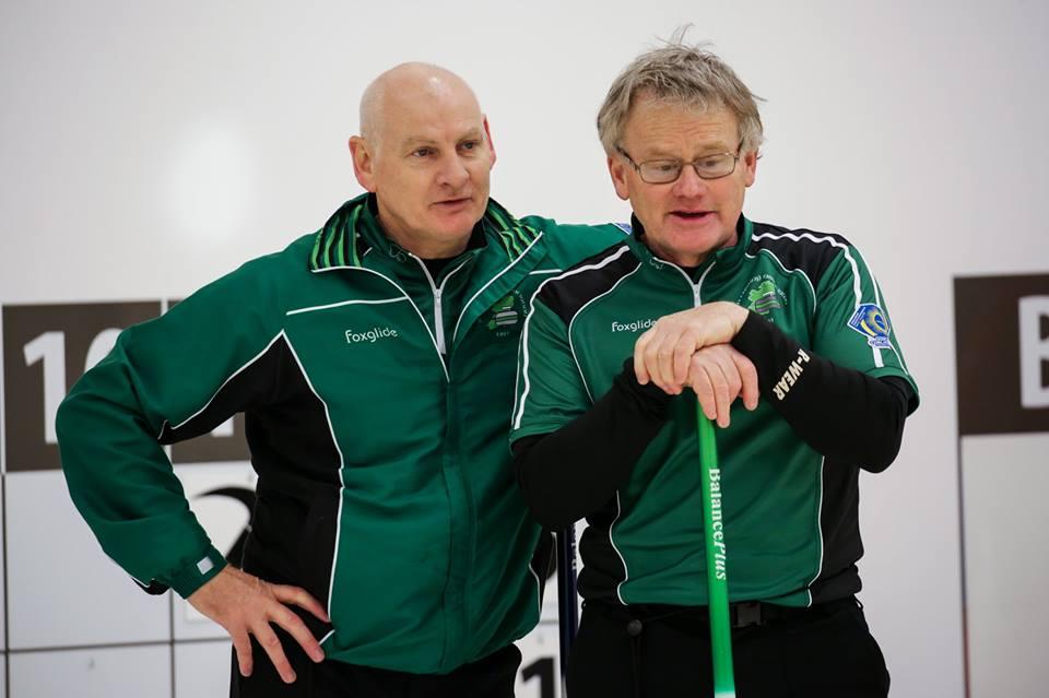 World Senior's Curling Championship 2016, Karlstad, Sweden © WCF / Céline Stucki