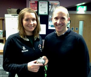 ICA champs for the third year running - Alison and Neil Fyfe