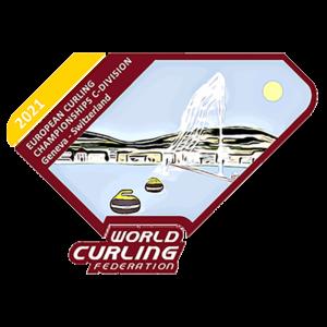 European Curling Championships C Division 2021 @ Curling Club in Geneva | Kastrup | Denmark